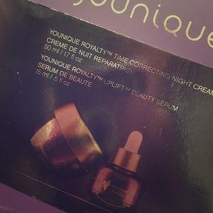Younique Skin Care Bundle: Night Cream & Serum